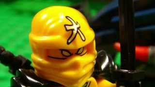 LEGO NINJAGO - SKYLOR, THE ORANGE NINJA