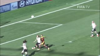 Match 3: Venezuela v Germany - FIFA U-17 Women's World Cup 2016