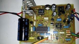 getlinkyoutube.com-Como hacer un detector de metales casero 1.Homemade metal detector.