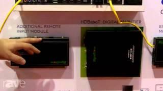 InfoComm 2013: WyreStorm Explains HDBT Presentation Switcher