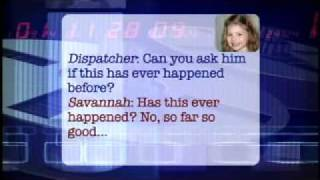 "getlinkyoutube.com-Little girl calls 911 - Adorable - ""He can't hardly breathe"""
