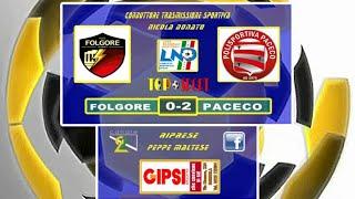 FOLGORE   PACECO 0 -2