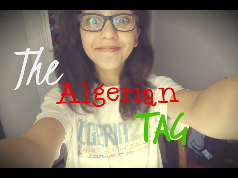 The Algerian Tag #Miss_Cha