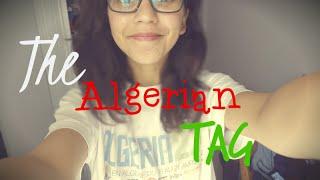 The Algerian Tag #Miss_Cha