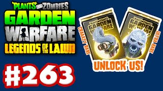 getlinkyoutube.com-Plants vs. Zombies: Garden Warfare - Gameplay Walkthrough Part 263 - Extra Life Community Stream