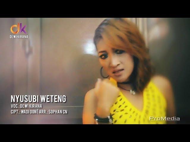 NYUSUBI WETENG - DEWI KIRANA karaoke dangdut (Tanpa vokal) cover
