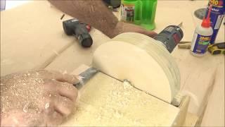 getlinkyoutube.com-How to Make A Homemade Disc Sander