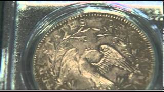 getlinkyoutube.com-World's most expensive coin  Silver dollar sells for $10m