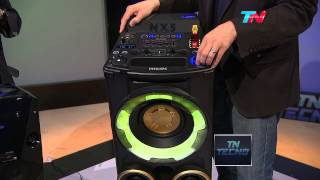 getlinkyoutube.com-TN Tecno 255-2 Equipos de audio Sony V5 y Philips Nitro NX5