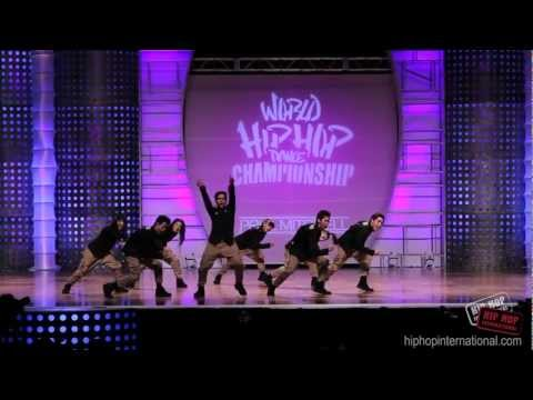 A-TEAM (Philippines) 2012 World Hip Hop Dance Championship
