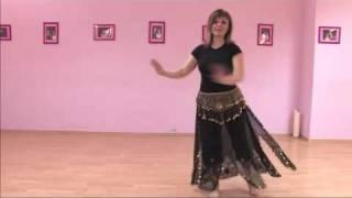 getlinkyoutube.com-Activia výzva - Brušné tance - tančená zostava