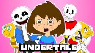 getlinkyoutube.com-♪ UNDERTALE THE MUSICAL - Animation Song Parody