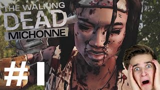 getlinkyoutube.com-IT IS BACK! | WALKING DEAD MICHONNE #1