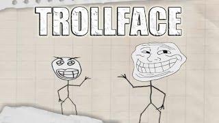 getlinkyoutube.com-TrollFace Quest | El juego mas troll del mundo !! (trollface game)
