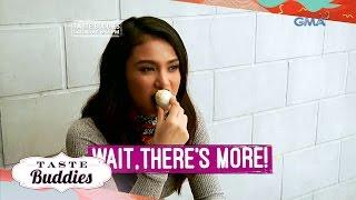 Taste Buddies Teaser: Ang challenge kay Klea Pineda