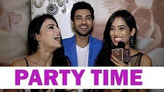 getlinkyoutube.com-Meri Aashiqui Tumse Hi Cast & Crew Enjoy At A Party