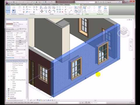 Revit Architecture 2012 Construction Modeling