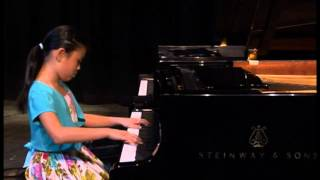 Stella He, Beethoven, Bagatelle Op. 119 No. 11