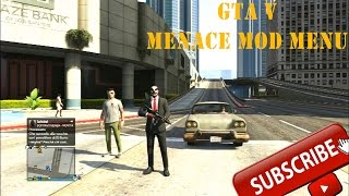 getlinkyoutube.com-[PS3] [1.26] GTA 5 Online - Menace Mod Menu SPRX (DEX) + Download
