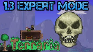 getlinkyoutube.com-[66] Terraria 1.3 Expert Mode | Dungeon Guardian & Drill Containment Unit (Let's Play)