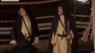 getlinkyoutube.com-الشيخ اسماعيل الشوفي المجالي في مسلسل عطر النار