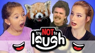 Try to Watch This Without Laughing or Grinning #5 (REACT) width=