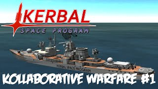 getlinkyoutube.com-KSP Kollaborative Warfare #1 : Automated Defence Systems