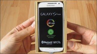 getlinkyoutube.com-Unboxing Samsung Galaxy S4 mini LTE GT-I9195, audio: Romana
