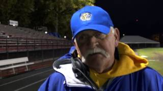 Post Game Interview with Lincoln Prep Head Coach Henry Newell