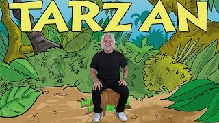 getlinkyoutube.com-Brain Breaks - Action Songs for Children - Tarzan - Kids Songs by The Learning Station