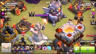 getlinkyoutube.com-ATTACCO CONTRO TH11 IN WAR!!! Clash of clans