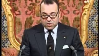 getlinkyoutube.com-خطاب تاريخي للملك محمد السادس 9 مارس 2011