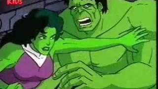 getlinkyoutube.com-She Hulk Kicks Dr Doom Ass.avi