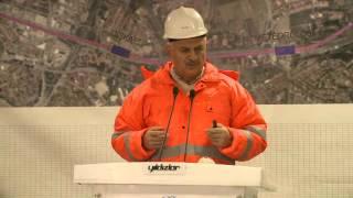 Bakan Yıldırım'dan Keçiören metrosu müjdesi