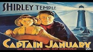 Captain January (Shirley Temple) (Color Version) (1936) (High-Def Quality)