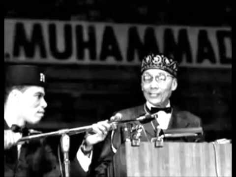 Separation or Death speech by The Honorable Elijah Muhammad