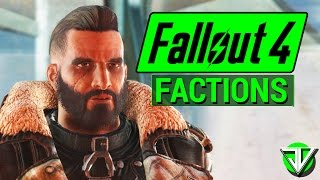 getlinkyoutube.com-FALLOUT 4: The ULTIMATE Factions Guide! (Everything You Need to Choose a Faction in Fallout 4)
