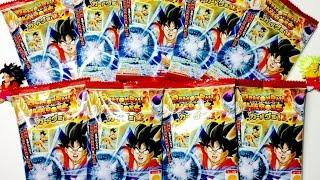 getlinkyoutube.com-【ドラゴンボールヒーローズ】 カードグミ18 「狙いはG悟空&ベジータ!」