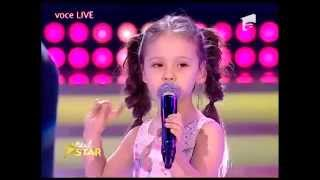 "getlinkyoutube.com-Giulia Haidău - Emilia - ""Big Big World"" - Next Star"