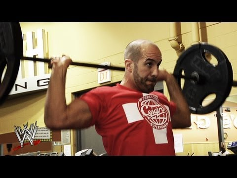 Check out @AntonioCesaro insane workout @WWECesaro