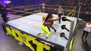 getlinkyoutube.com-WWE NXT-Naomi vs Kaitlyn (kelly kelly and viki)