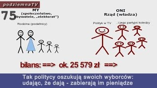 Robią nas w konia: Co ukrywa Donald T. i Jarosław K. - POPiS obłudy #75