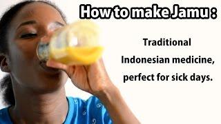 [Super Juice] Indonesian Jamu | SheDoesLiving