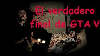 getlinkyoutube.com-Creepypasta / El verdadero final de GTA V/ Grand theft auto 5