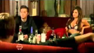 getlinkyoutube.com-Thruth or Dare Scene  The Secret Circle 1x08  Beneath   Cassie and Jake's First KISS.avi