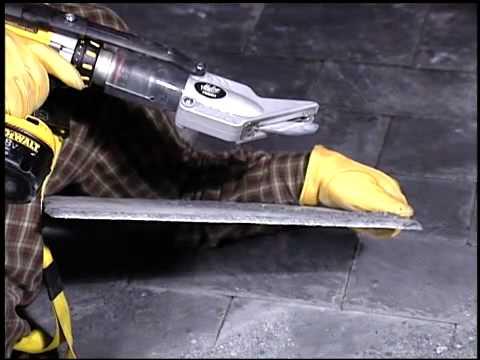 Malco Products Slate Cutting Turbo Shears Spanish Edition 12/2010