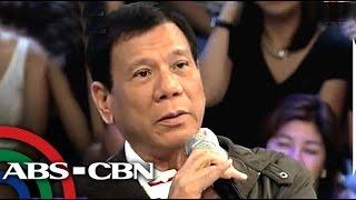 getlinkyoutube.com-May forever ba? Duterte answers