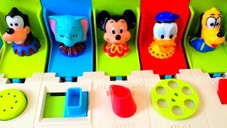 getlinkyoutube.com-Mickey Mouse Toys Pop Up