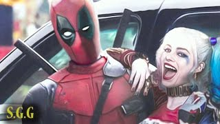 getlinkyoutube.com-Deadpool And Harley Quinn The Perfect Couple? - Harleypool