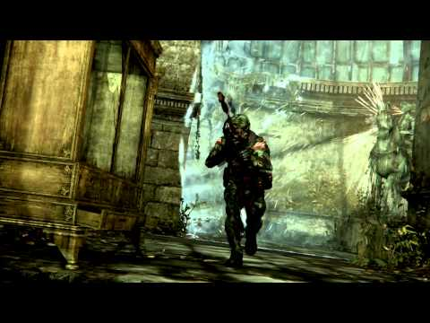 Crysis 3 - Multiplayer Hunter Mode Reveal -Mph9UkC1Jrg